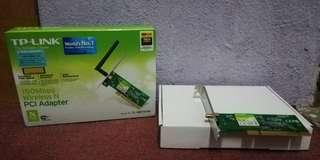 TP-LINK 150Mbps PCI Adapter