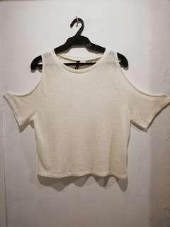 Divided by H&M Ribbed Top