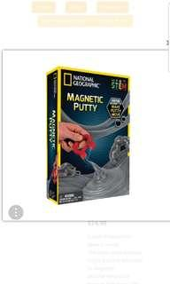 National Geographic Magnetic Putty Kit - Make Putty Dance & Move!
