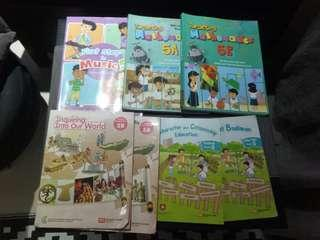 Primary 5 book for free
