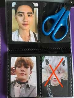 [wtt] EXO DMUMT Tempo Photocard (Chen, DO)