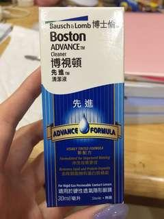 BAUSCH & LOMB CONTACT LENSES CLEANER