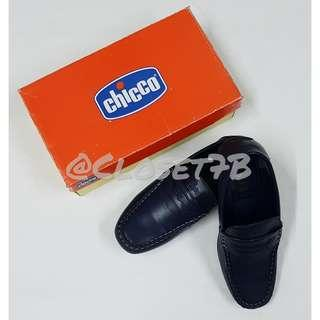 Chicco Navy leather shoes
