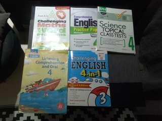 Assessment Books for free