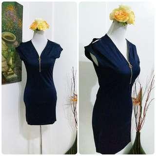 Stretchable  Silky Dress
