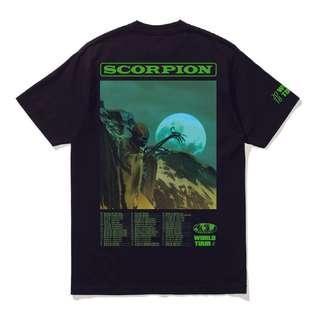 Medium Drake X SSENSE Exclusive Scorpion Marco Tee