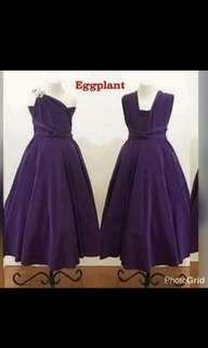 INFINITY DRESS FOR KIDS & ADULT