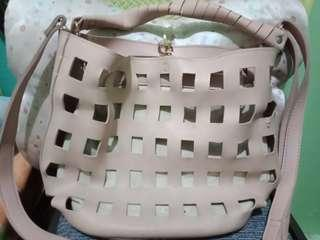 landmark cutie pink bag