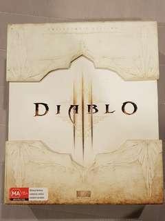 USED Diablo 3 Collector's Edition