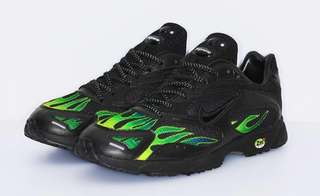 8e5e9a7f98da Supreme X Nike Zoom Streak Spectrum (Black)