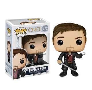 Captain Hook Funko Pop