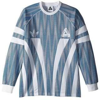 adidas x palace graphic goalie jersey