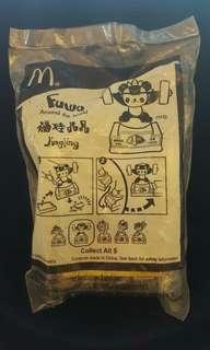 Mcdonald's fuwa around the world Jingjing 2008