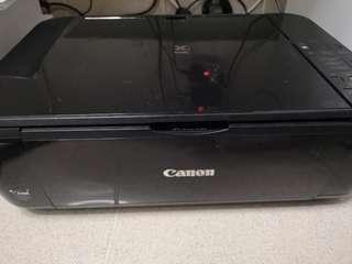 Canon PIXMA MP497 Colour printer + 墨