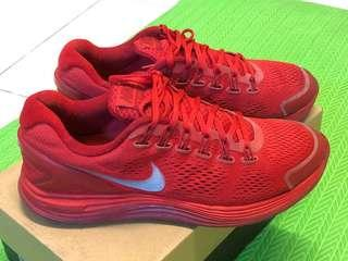 Nike Lunarglide 4 Mesh Upper with Reflective Logo