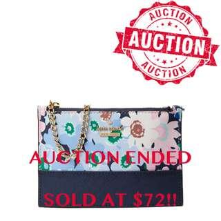 """⏰ENDING SOON!! Auction """"Like"""" & """"Bid"""" Authentic Brand New Kate Spade Cameron Street Caroline Small Wristlet From USA Suggested Retail: $165"""