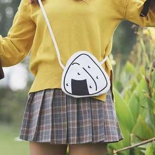 Anime Riceball Sling Bag