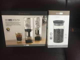 BEANPLUS MY DUTCH M550 𣲙滴咖啡 黑色