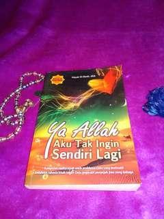 Novel religi ya Allah aku tak ingin sendri lagi