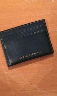 Armani card holder/wallet