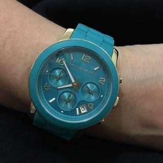 Michael Kors MK 5266 Turquoise Women Watch