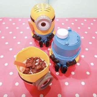 🍌BNIB minion cereal container 🍌