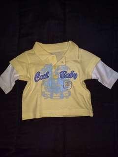 Baju cool baby 0-3bln