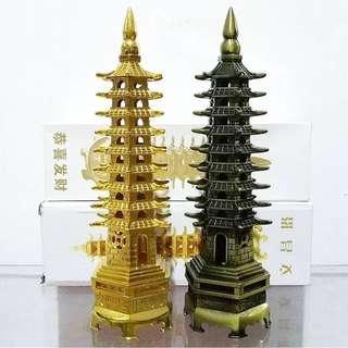 Pajangan Miniatur Pagoda Cina Besar Murah Di Jakarta