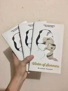 Winter of Summers by Michael Faudet Brand New
