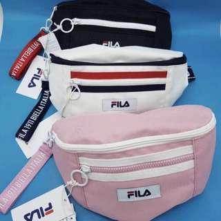 [PO] FILA shoulder bag / waist pouch
