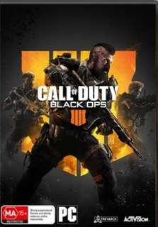 Call Of Duty: Black Ops 4 (PC) Account