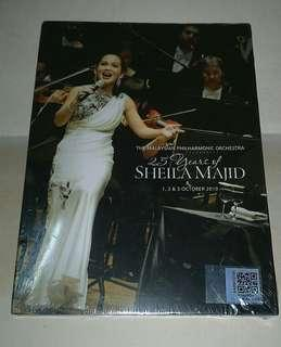 SHEILA MAJID - 25 YEARS OF SHEILA MAJID CD