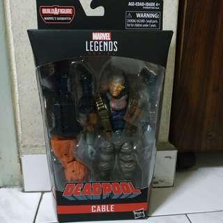 Marvel Legends Cable, Cable & Domino
