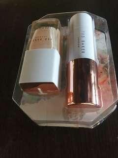 TED BAKER LONDON SPARKLE & SHINE DUO (NUDE)