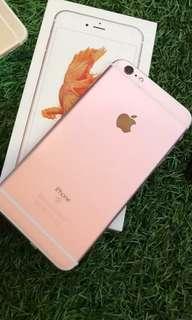 iphone 6s+ 16GB rosegold
