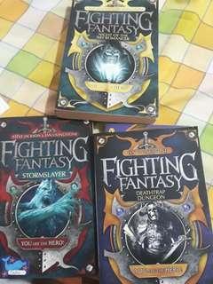 Fighting fantasy ian livingstone