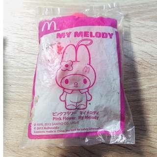 🚚 [RARE] Japan My Melody McDonald's Toy Plush