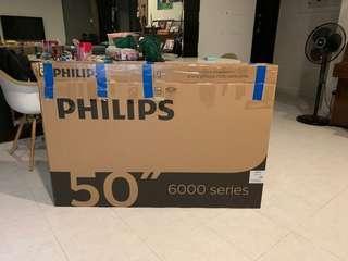 Empty Box 50'