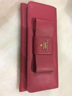 QYOP Authentic Prada Wallet