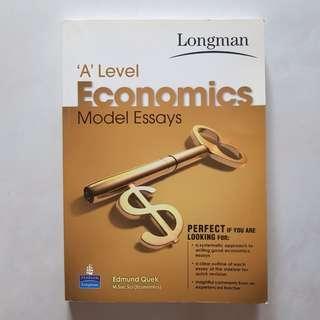 H2 Economics Model Essay