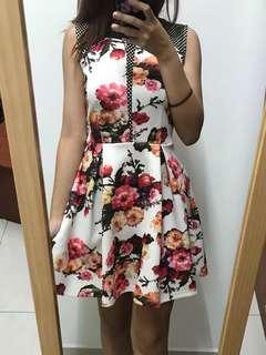 Floral Dress (Nichii)