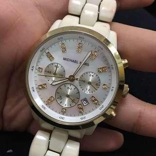 Michael Kors MK 5218 White Watch