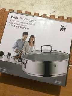 德國WMF 多用途煎鍋/火鍋 28cm