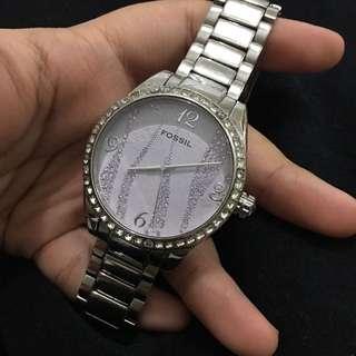 FOSSIL ES 2112 Silver Watch