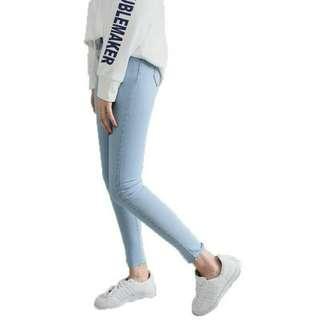FREE POSTAGE! High Waisted Skinny Jeans
