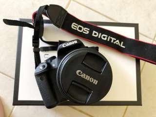 Canon EOS 700D 18-55mm Kit