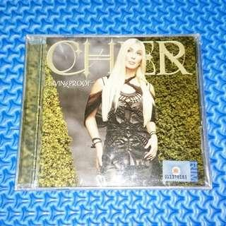 🆕 Cher - Living Proof [2001] Audio CD