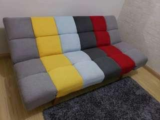 Sofa bed used for less than a month