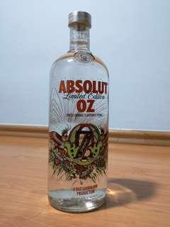 Absolut Vodka - OZ