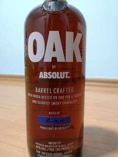 Absolut Vodka - OAK